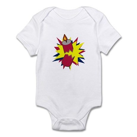 Firecracker Infant Bodysuit