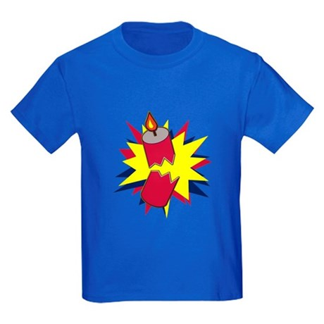 Firecracker Kids Dark T-Shirt