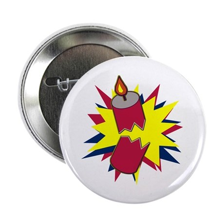 "Firecracker 2.25"" Button (10 pack)"