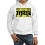 Parson Russell Terrier E-RAT-ICATOR Hooded Sweatsh