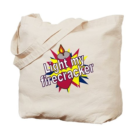 Light my Fire Tote Bag