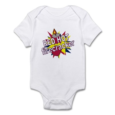 Red Hot Firecracker Infant Bodysuit