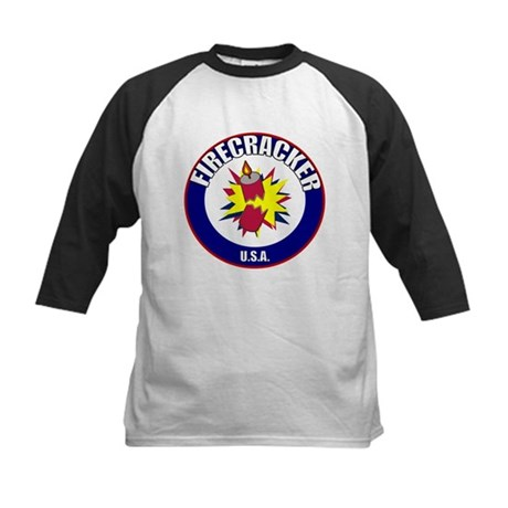 USA Firecracker Kids Baseball Jersey