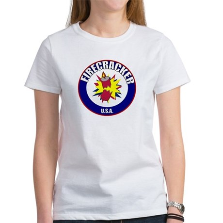 USA Firecracker Women's T-Shirt