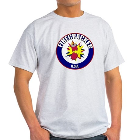 USA Firecracker Light T-Shirt