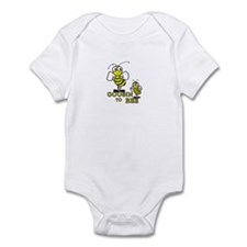 cousin to bee Infant Bodysuit