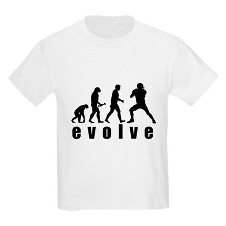 Evolve Football Kids Light T-Shirt