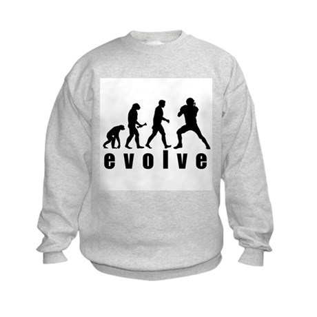 Evolve Football Kids Sweatshirt