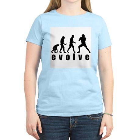 Evolve Football Women's Light T-Shirt