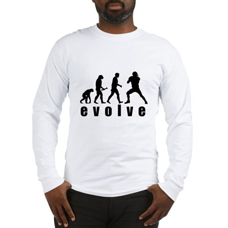Evolve Football Long Sleeve T-Shirt