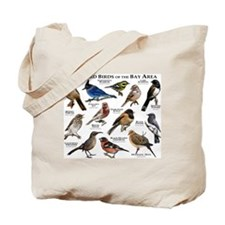 Backyard Birds of the Bay Area Tote Bag
