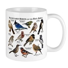 Backyard Birds of the Bay Area Mug