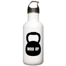 WOD Up Cross Fit  Water Bottle