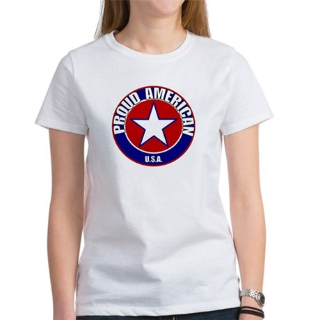 Proud American Women's T-Shirt