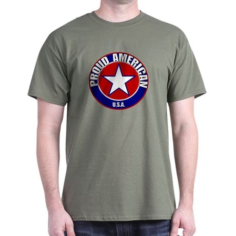 Proud American Dark T-Shirt