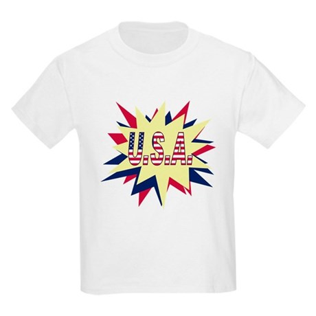 Starburst USA Kids Light T-Shirt