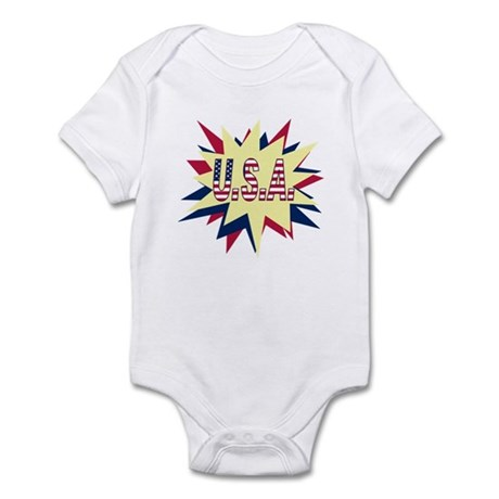 Starburst USA Infant Bodysuit