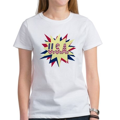 Starburst USA Women's T-Shirt