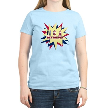Starburst USA Women's Light T-Shirt
