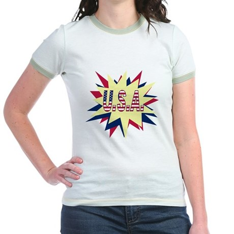Starburst USA Jr. Ringer T-Shirt