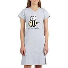 Bee and PuppyCat Women's Nightshirt