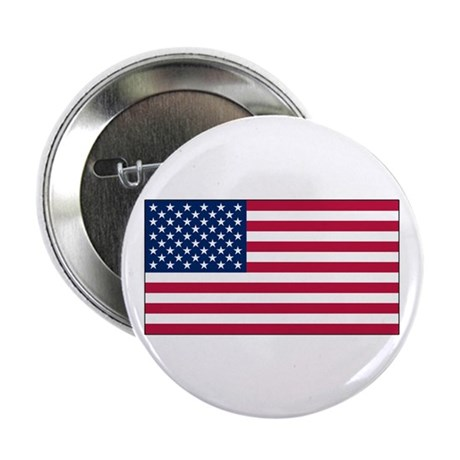 "USA Flag 2.25"" Button (100 pack)"