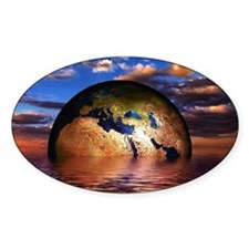 Earth is Universal Stickers