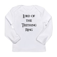LordOfTheTeethingRing.bmp Long Sleeve T-Shirt