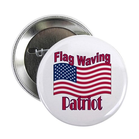 Patriot Flag Button