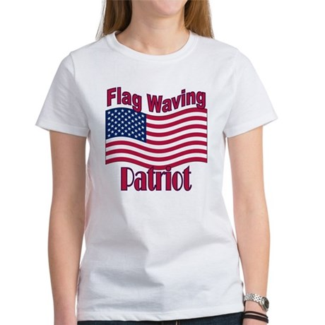 Patriot Flag Women's T-Shirt