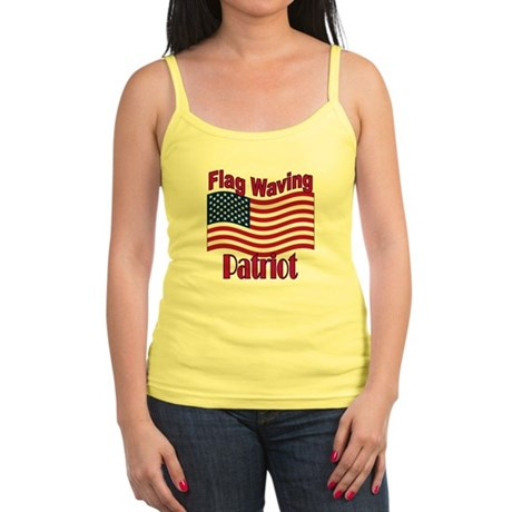 Patriot Flag Jr. Spaghetti Tank
