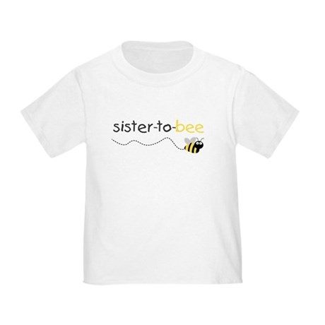 sister to be t shirt Toddler T-Shirt