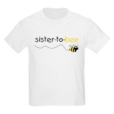 sister to be t shirt Kids Light T-Shirt