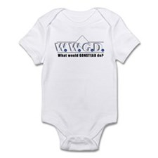 Funny Optimism Infant Bodysuit
