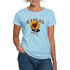 Kansas - The Sunflower State! T-Shirt