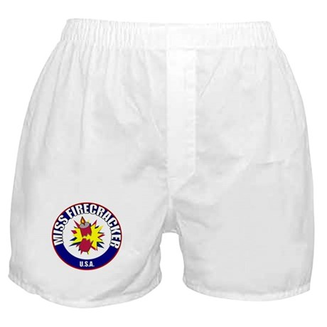 Miss Firecracker Boxer Shorts