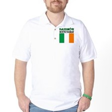Daideos Kitchen Irish Apron T-Shirt