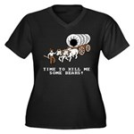 Time to Kill me Some Bears! (Oregon Trail) Women's