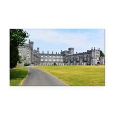Kilkenny Castle Rectangle Car Magnet