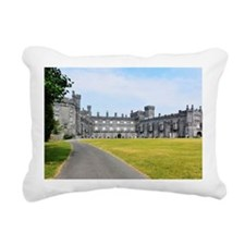 Kilkenny Castle Rectangular Canvas Pillow