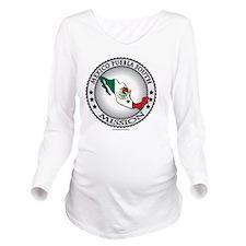 Mexico Puebla South  Long Sleeve Maternity T-Shirt