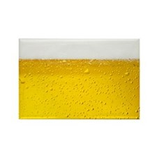 Beer Rectangle Magnet