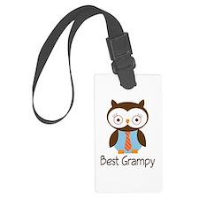Best Grampy Luggage Tag