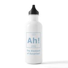 Ah! The element of sur Water Bottle
