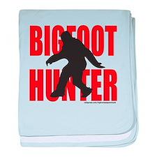 BIGFOOT/SASQUATCH HUNTER baby blanket