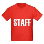 Staff Kids Dark T-Shirt
