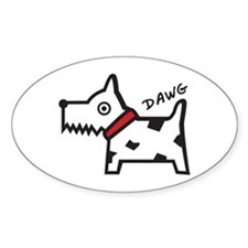 dawg Decal