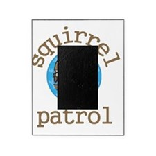 Squirrel Patrol Picture Frame