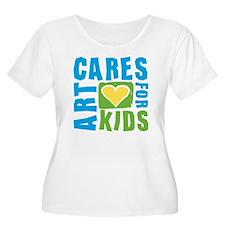 ArtCares Logo T-Shirt