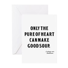 Good Soup Greeting Cards (Pk of 10)